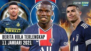 Download lagu CR7 Pemain Tersubur di Muka Bumi 😎 Jesse Lingard Ke Inter Milan 🤔 PSG Gaet Paul Pogba - Berita Bola