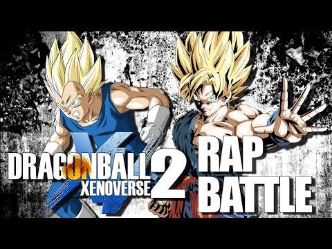 Dragon Ball Xenoverse 2 RAP BATTLE - VGRB vs. Aries