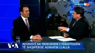 Intervista - Adriatik Llalla tek Zeri i Amerikes - SYRI.net TV