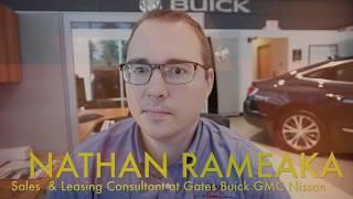 Nathan Rameaka - Gates Buick GMC Nissan - 2017