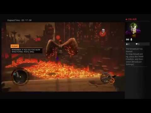 Free roaming saints row and funny moments