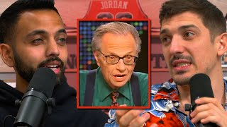 Larry King Was an Asshole and That's Why He's Great