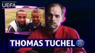 Can TUCHEL recognise his PARIS players from their baby photos?