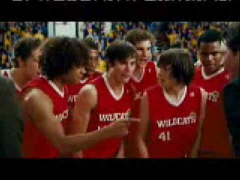Matt Prokop High School Musical 3 Movie Clip 1