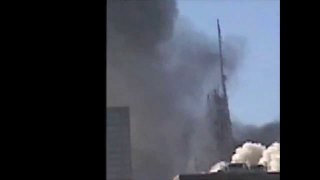 WTC Core Columns Turn To Dust?