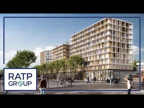 Urbanisme et industrie en ville par le Groupe RATP