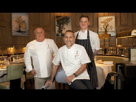 Roux at the Landau - Interview with Michel Roux Jr Protégé Chris King