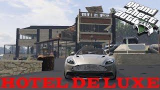 GTA 5 PC MOD- MENU -GTA 5 PC HOTEL DE LUXE