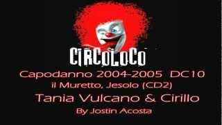 capodanno 2004-2005,DC10 circoloco party-il muretto, Jesolo (CD2) - DJ Tania Vulcano