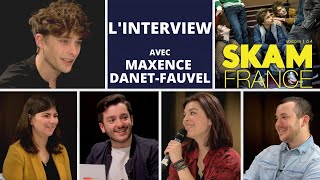 MAXENCE DANET-FAUVEL - THE INTERVIEW (Skam France, The House of Gaunt)