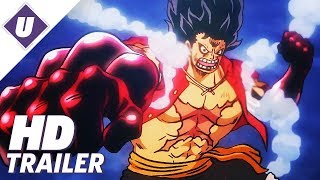 Download One Piece: Stampede (2020) - Official HD Trailer   English Dub