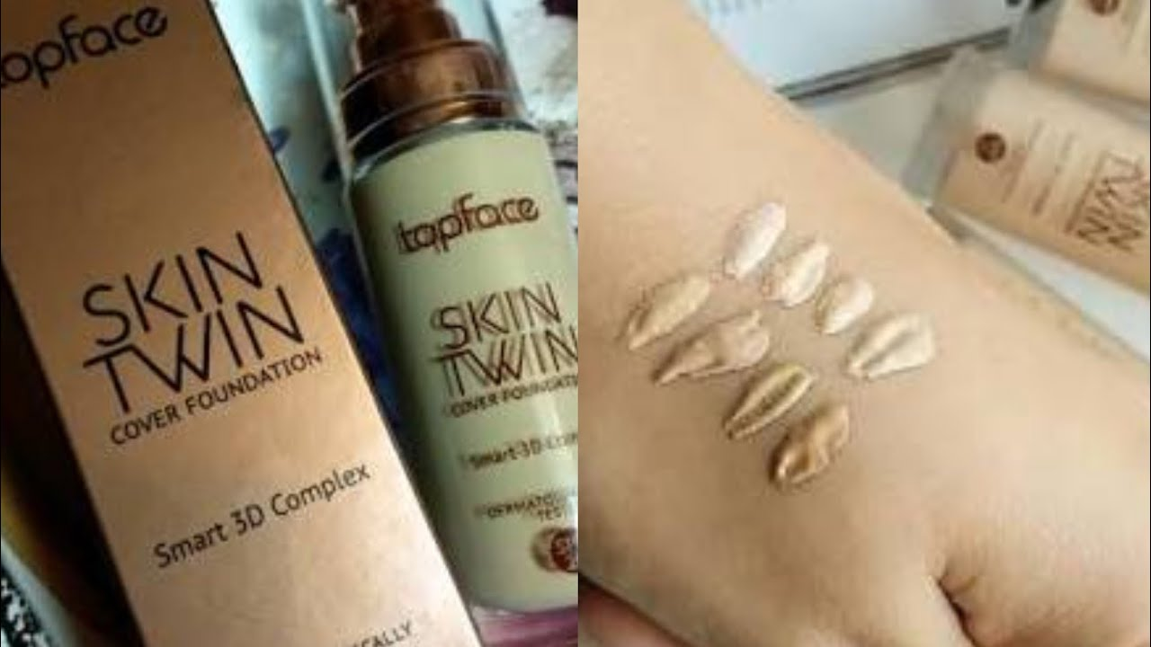 Affordable Liquid Foundation Top Face Derma Tested 3D Complex