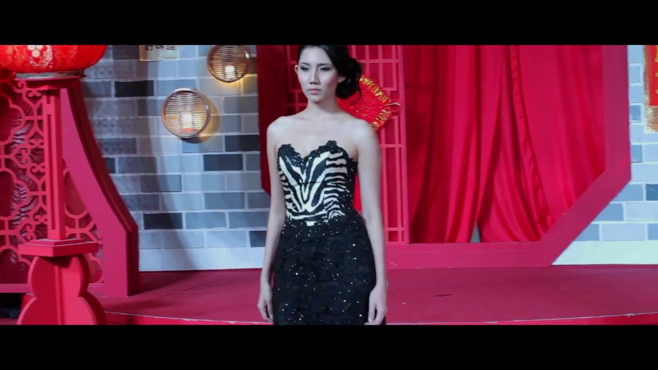 Annie Wong 2014 Fashion Showcase Iftc International Academy Of Fashion Design Youtube