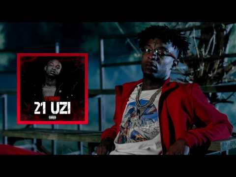 21 Savage - Blonde Brigitte feat. Lil Uzi Vert [Official audio]