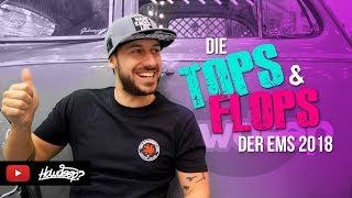 HOW DEEP? // ESSEN MOTOR SHOW 2018 // DIE TOPS UND FLOPS