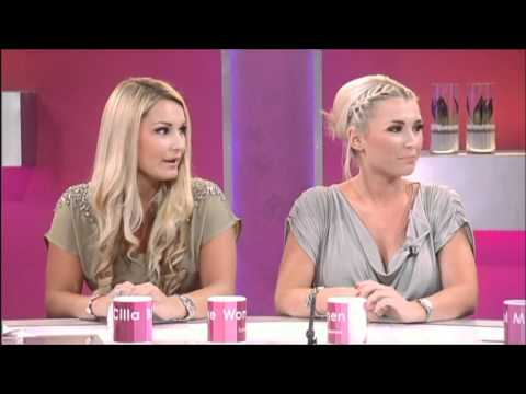 Loose Women: Sam & Billie Faiers from The Only Way Is Essex Interview