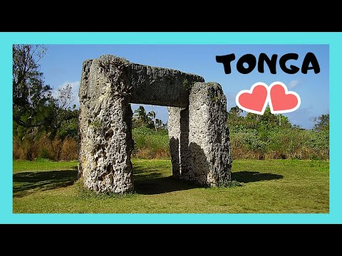 TONGA, the TRILITHON, the STONEHENGE of the Pacific Ocean (Tongatapu Island)