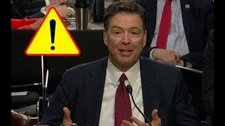 James Comey Full Testimony at Senate Intelligence Hearing 6/8/17