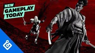 New Gameplay Today – Samurai Shodown