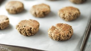 Simple & Delicious Flax Seed Cookies