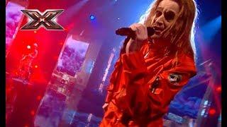 Download Группа Yurcash - Europe - The Final Countdown (перевод на укр.) – Х-Фактор 8. Первый прямой эфир Mp3 and Videos