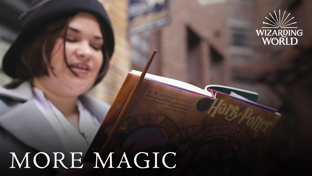 Wizarding World Fans Read-Aloud | A Celebration of Harry Potter 2018
