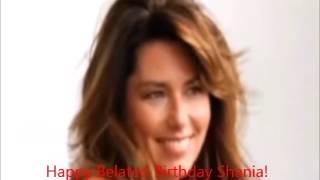 Happy Belated 51st Birthday Shania Twain! :)