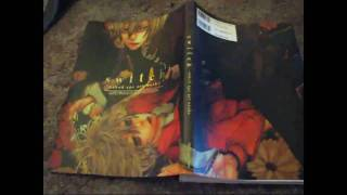 Switch naked ape art work by Square Enix Hardback Full color Matte ...