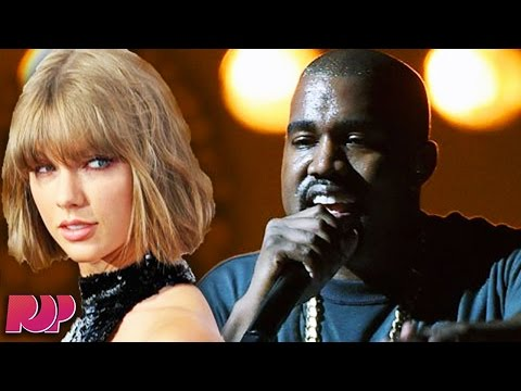 Taylor Swift TOTALLY Knew About Kanye's