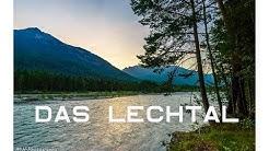 Das Lechtal in Tirol 2019