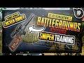 PUBG Mobile - Arcade Mode Sniper Training (2 Victories)