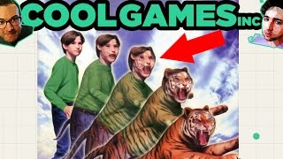 Griffin and Nick Realize ANIMORPHS' Body Horror — CoolGames Inc