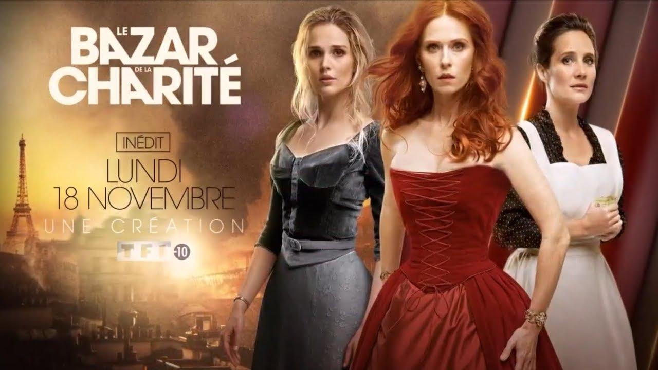 El Bazar De La Caridad Tendrá Temporada 2 En Netflix Le Bazar De La Charité Nnda Nnlt Tvmas El Comercio Perú