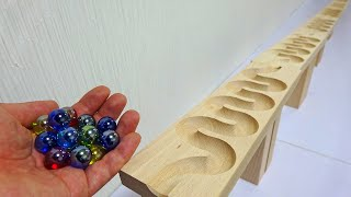 Marble Run ☆ HABA Wave Slope Super Long Course