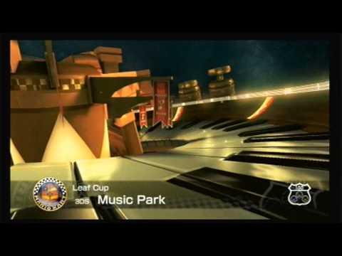 Mario Kart 8 - 150cc Leaf Cup - 3 Stars