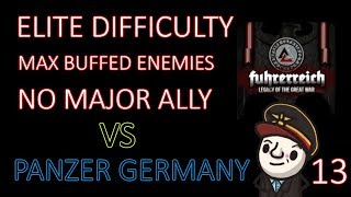 Hearts of Iron 4 - Hardest Possible Game - Fuhrerreich - Germany - Part 13