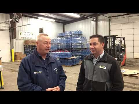 Local Business Interview w/ Peacock Water Lima, Ohio Chad Wright Realtor