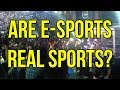 Are e-Sports Real Sports? (CoD Ghosts Gameplay Commentary)