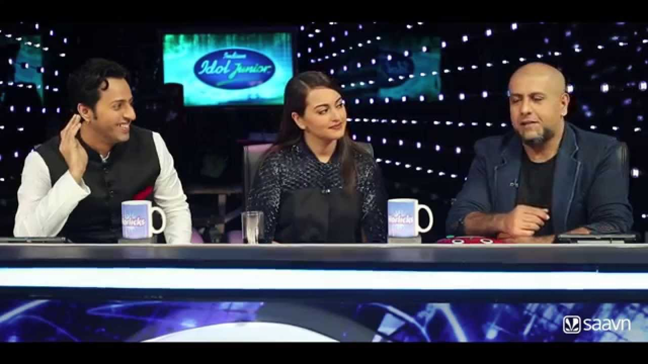 Talking Music with the Judges of Indian Idol Jr  - The Most