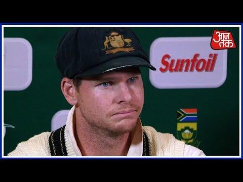 Steve Smith Steps Down From Australia Cricket Team's Captaincy | Breaking
