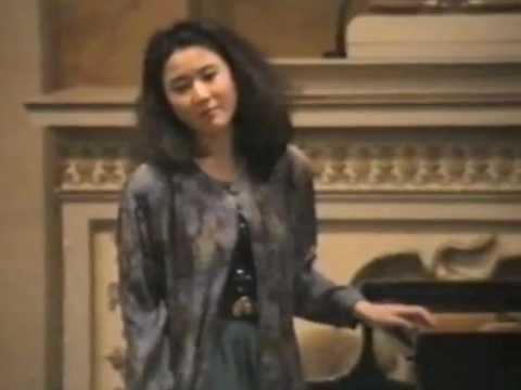 2. Internationaler Göttinger Chopin-Wettbewerb 1993 [8] Fumiko Shiraga / Deutschland