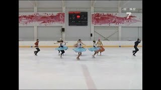 В Красноярске планируют построить центр фигурного катания