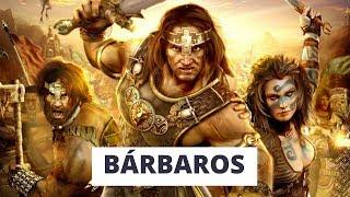 Gambar cover ¿QUIENES eran los BÁRBAROS?