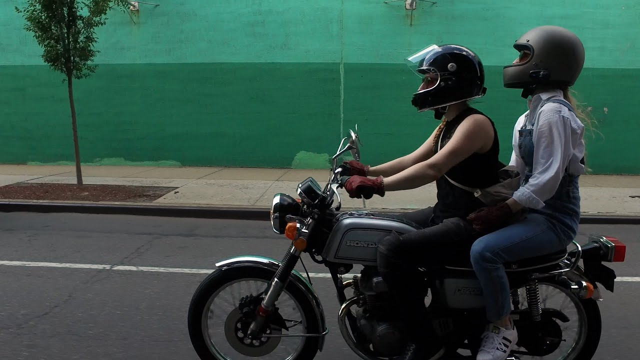 How To Film A Motorcycle Becky Stern