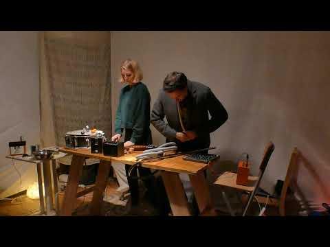 Marina Poleukhina & Alexander Chernyshkov VEKKS live 19.1.2020 part1