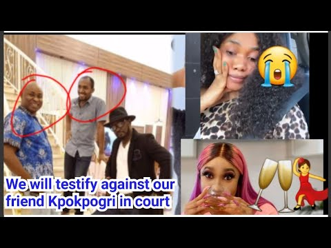 Download Tonto Dikeh spill fresh tea + Kpokpogri friends backed Tonto's  claim with evidence to show in court
