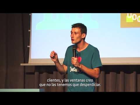 Valoraciones de Toni Cuenca, de Instalik.es, en el SpinUOC 2017