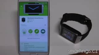 Smart watch DZ09 | Spárování s mobilním telefonem | www.smartings.cz
