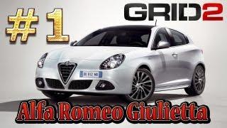GRID 2 - Online #1: Alfa Romeo Giulietta