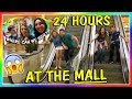 24 HOURS AT THE MALL OVERNIGHT CHALLENGE We Are The Davises mp3